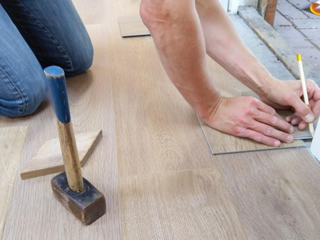 Vinyl Plank Flooringcc